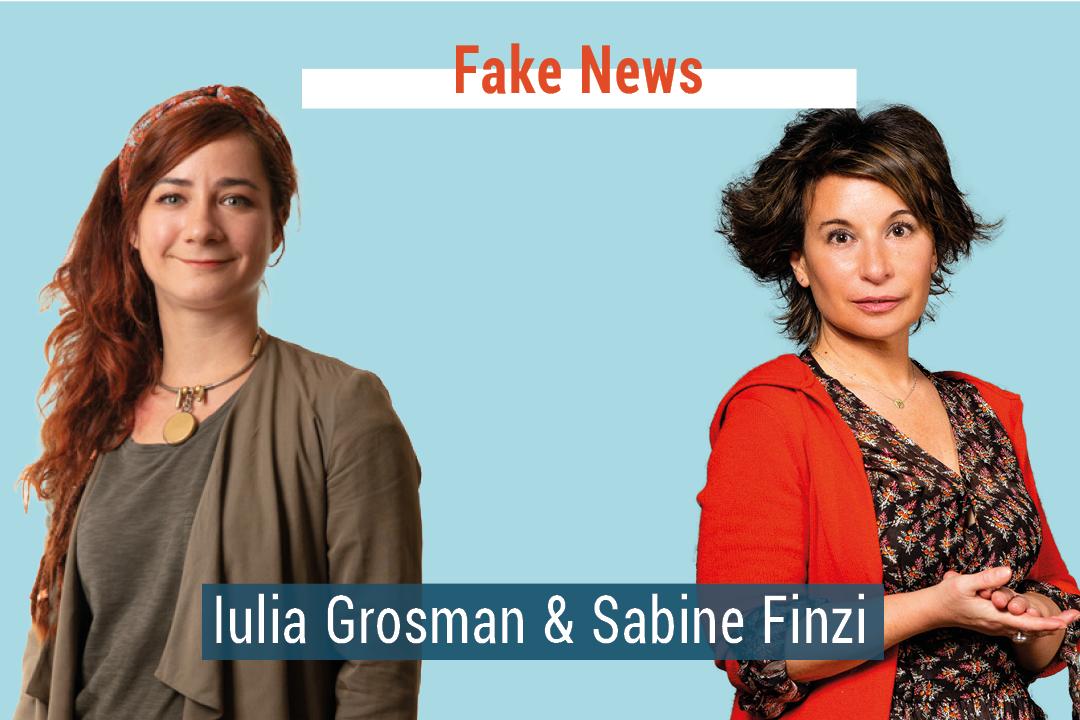 Sabien Finzi & Iulia Grosman